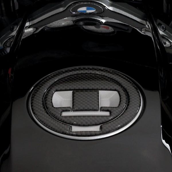 Carbon Fiber Fuel Cap Trim for BMW®