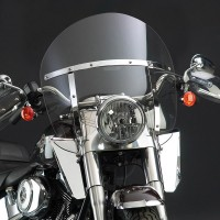 SwitchBlade® Chopped™ Quick Release Windshield