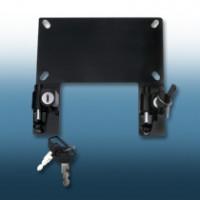 ZTechnik® License Plate Bracket Helmet Locks