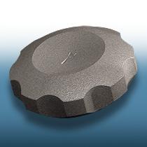 Machined Aluminum ZCaps