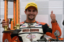 Jared Mees Does It Again! Wins AMA Pro Racing #1 Plate!