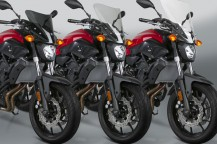 New VStream® Windscreens Available for Yamaha® FZ-07