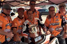 Jared Mees Takes Second at 2015 Springfield Mile!