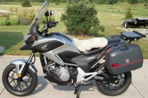 VStream® Windscreen for the Honda® NC700X