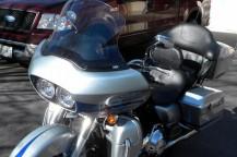 VStream® Windscreen for the Harley-Davidson® FLTRU
