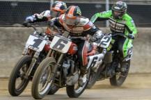 Jared Mees Takes Third at 2015 Indianapolis Mile!