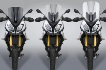 New VStream® Windscreens for the BMW® S1000XR