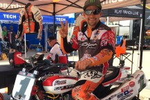 Jared Mees Takes Second to Bryan Smith in the Arizona Mile
