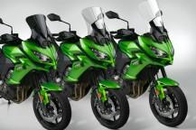 New VStream® Windscreens for the Kawasaki® Versys