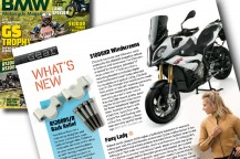 VStream for BMW® S1000XR: Read All About It!