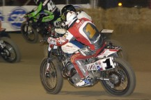 Jared Finishes Second in Lima Half-Mile