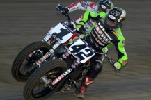 Jared Mees Takes Second at the Sturgis Half-Mile
