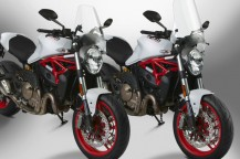 Deflector Screen™/Street Shield™ for Ducati® Monster