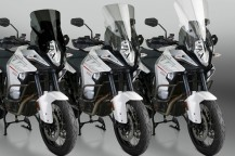 New VStream® Windscreens for KTM® 1290 Super Adventure/T