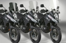 VStream® Windscreens Released for 2017-18 Suzuki DL650 V-Strom
