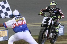Jared Mees Picks Up Where He Left Off, Wins Daytona TT