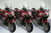New VStream® Windscreens for 2018 Honda® Gold Wing