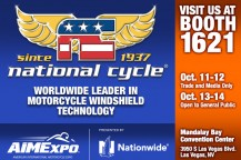 Powersports Enthusiasts: See Us at 2018 AIMExpo, Oct. 11-14!