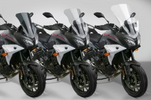 New VStream® Windscreens for the 2019 Yamaha® 900 Tracer GT