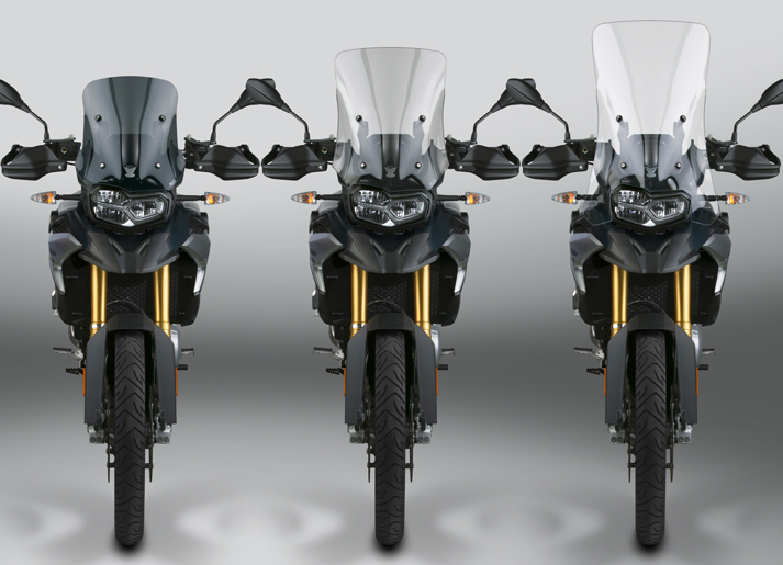 New VStream® Windscreens for the 2019 BMW® F850GS/Adventure