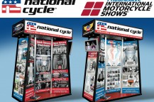 Visit National Cycle at the 2019-20 International Motorcycle Shows!
