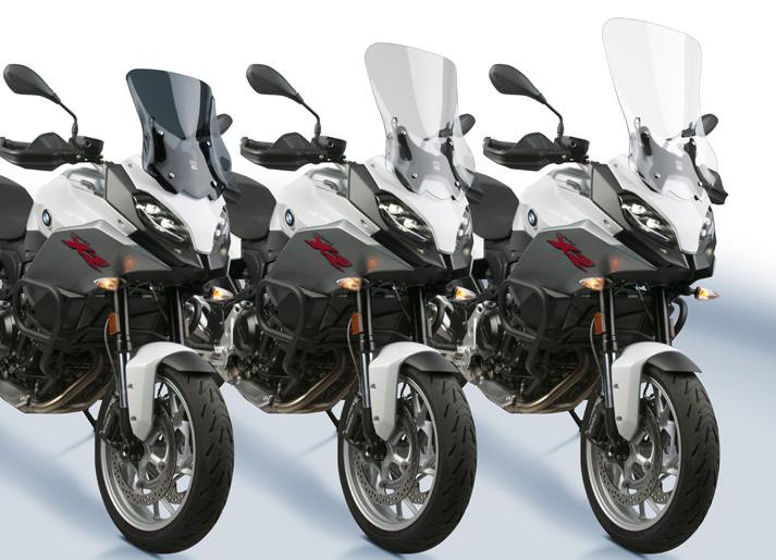 ZTechnik's VStream® Windscreens for the New 2020 BMW® F900XR