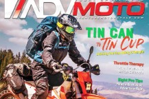 ADV Moto Magazine Review of VStream® Windscreens
